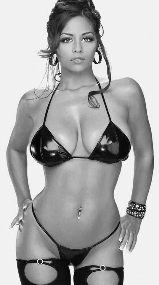 from Khalil curvy puerto rican bikini
