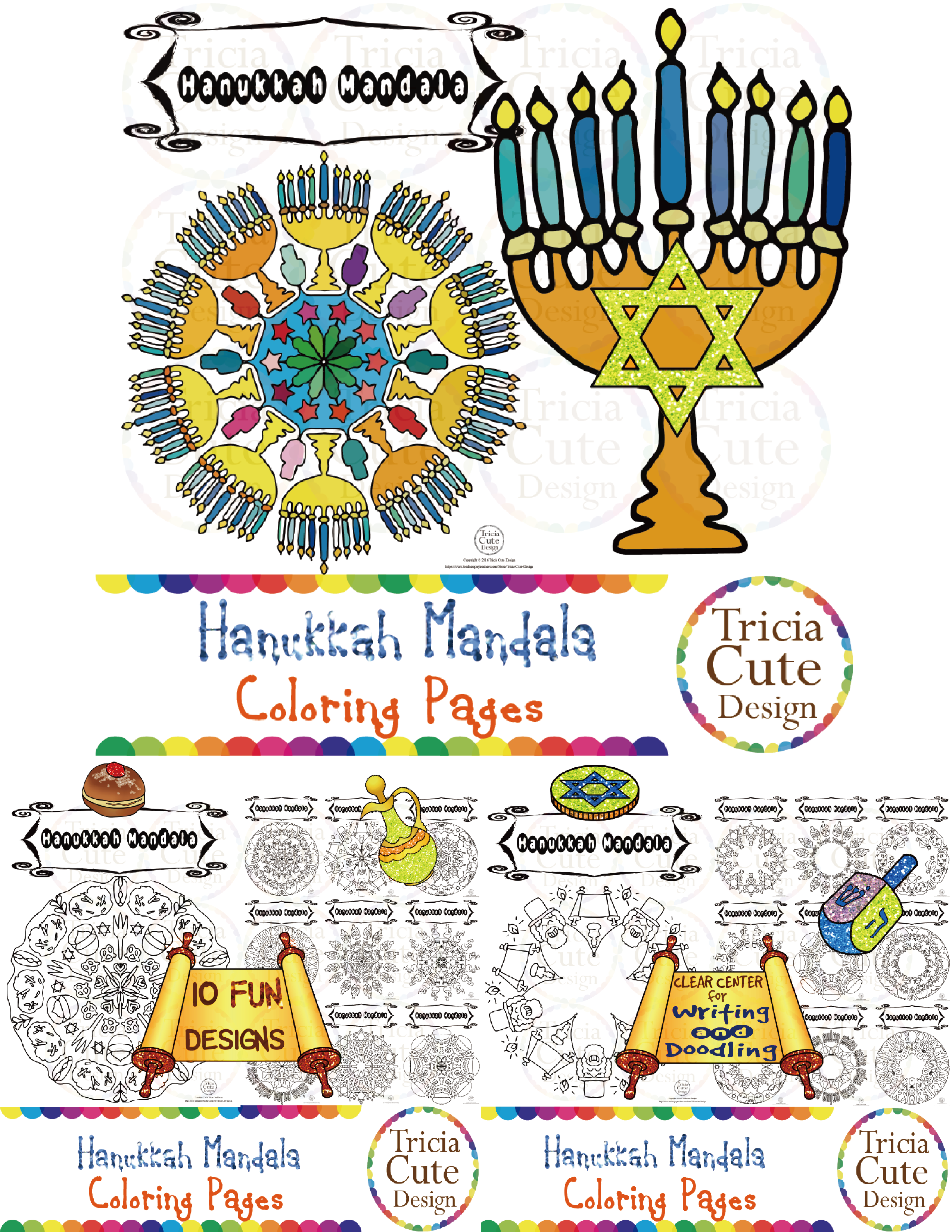 Coloring Pages Mandala In