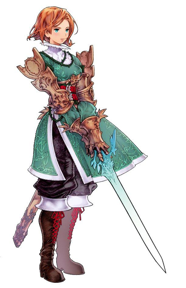 Frimelda Lotice Character Design Character Art Final Fantasy Tactics A2 How much of hideo minaba's work have you seen? character art final fantasy tactics a2