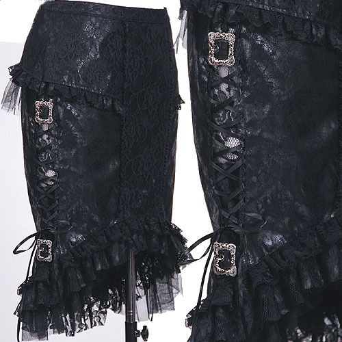 44.99 ~ Gothic Boom Up Fishtail Skirt SKU  RQ BL 21043  44866250d