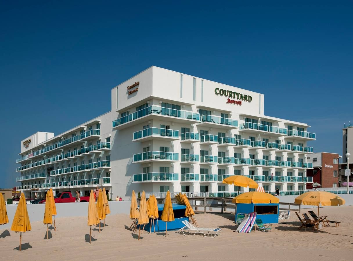 Located In Ocean City Md Our Hotel Is Just Steps Away From Popular Attractions And Dining Opportunities Ocean City Maryland Rentals Ocean City Ocean City Md