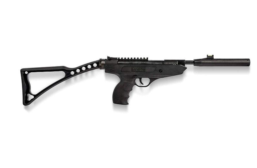 Pistol Rifle Break Barrel Airgun 600 FPS Air Pistols Gun Removable Stock
