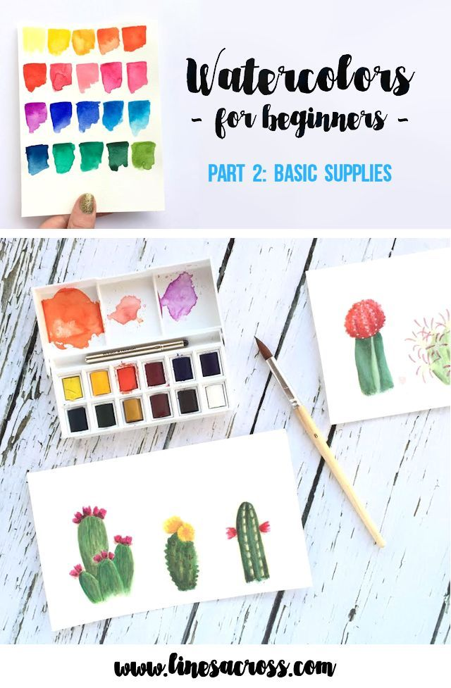 20 Beautiful Watercolor Projects Watercolor Projects Watercolor