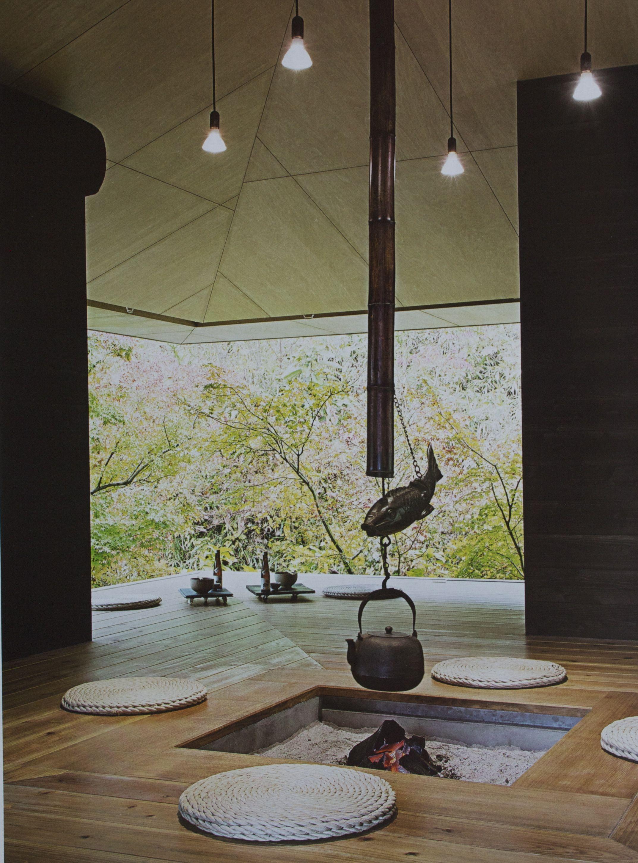Image Result For Japanese Hearth Irori