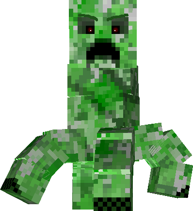 Open Full Size Image Titan The Files Graphic Transparent Download Minecraft Charged Creeper Titan Download Transparent Png Image A Creepers Titans Minecraft