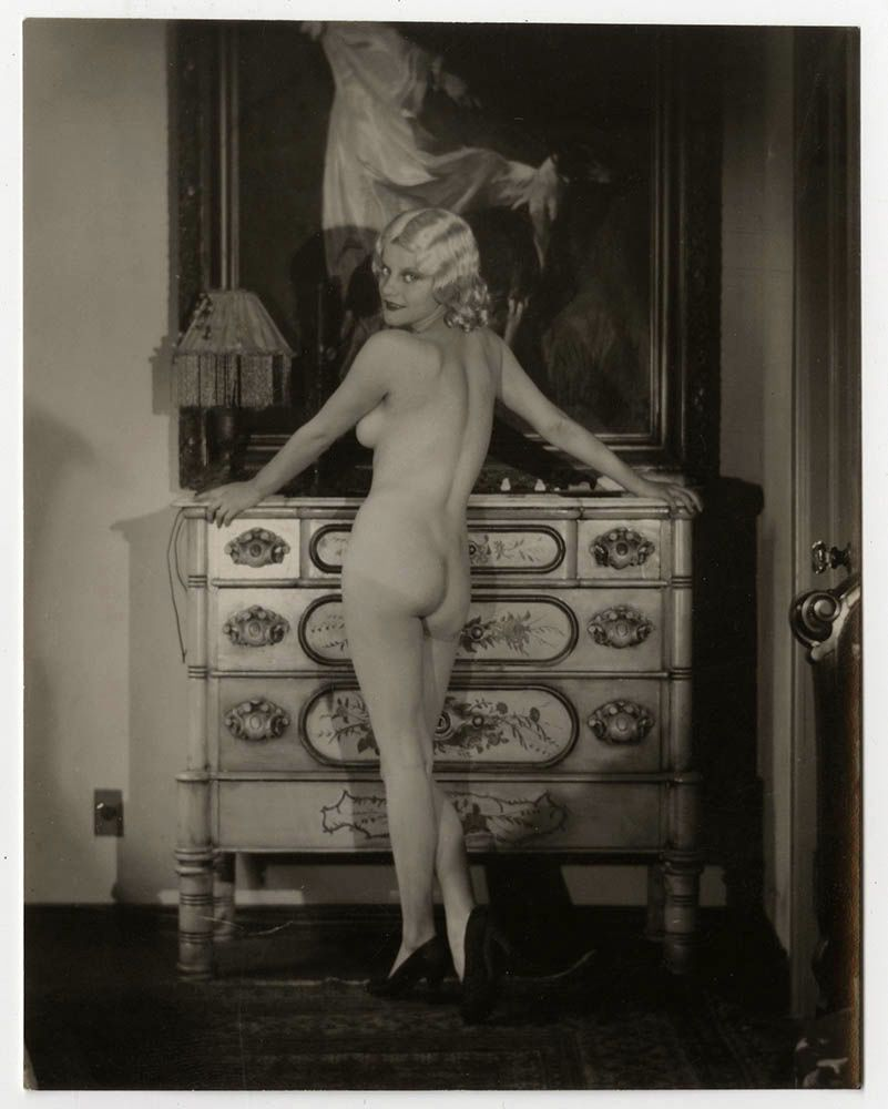 That can Jean harlow nude