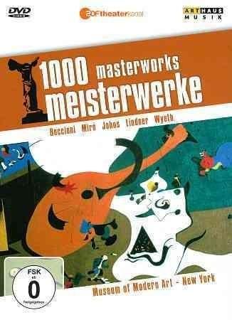 Museum of Modern Art, New York: 1000 Masterworks