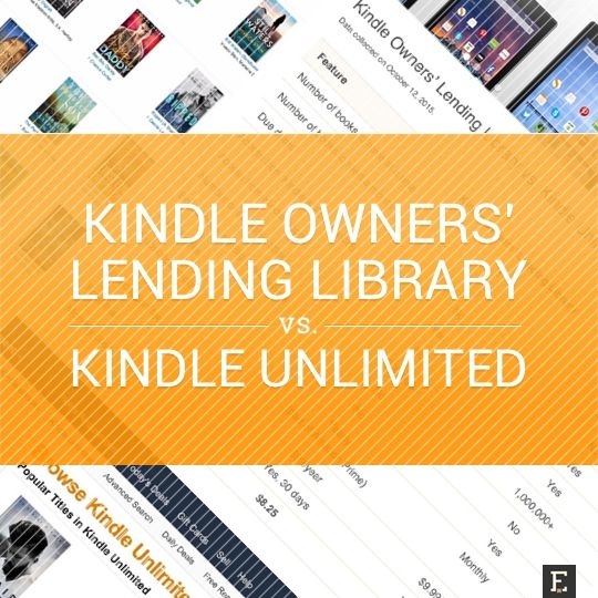 Kindle owners lending library vs kindle unlimited whats better for you amazon prime with kindle owners lending library or kindle unlimited ebook subscription this article will let you decide fandeluxe Gallery