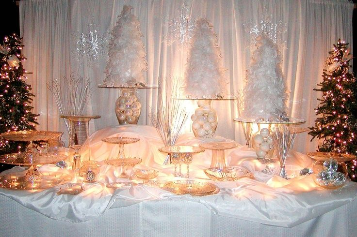Cookie Display Ideas Cookie Table Winter Wedding Christmas Table Decorations Cookie Display Wedding Decorations