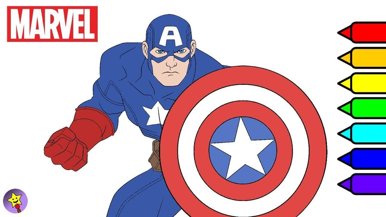 Pin On Marvel Superhero Coloring Book