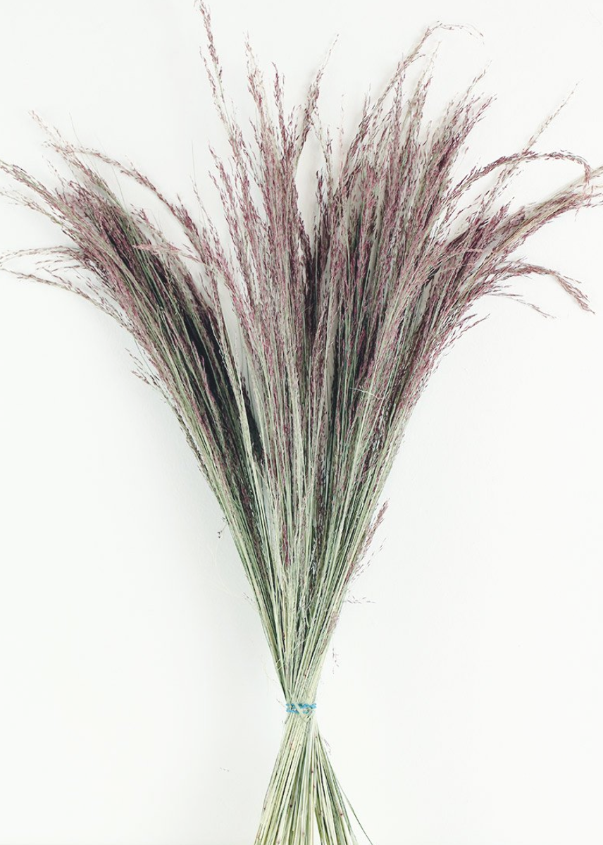 Pink Ruby Silk Grass Dried Grasses And Florals In 2020 Dried Flower Arrangements Dried Flowers Grass Decor