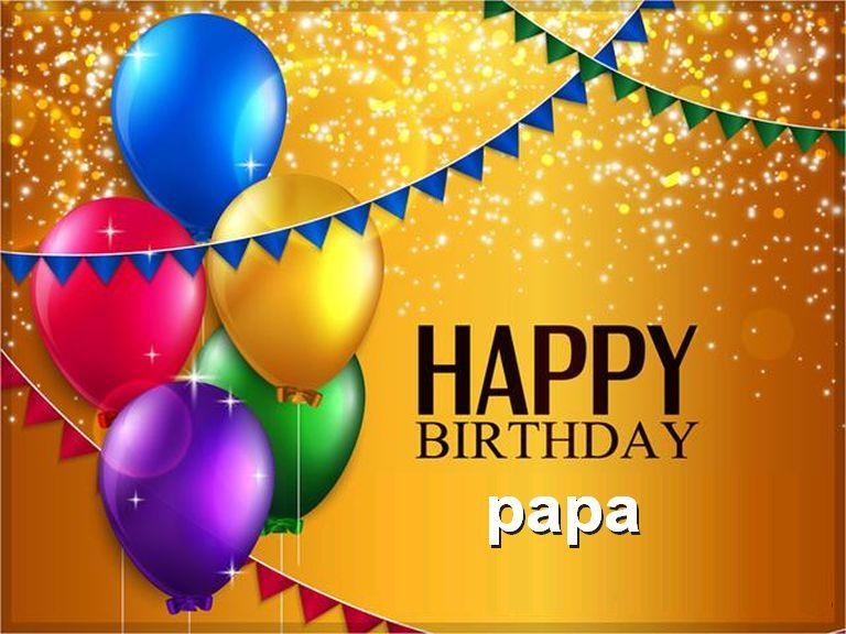 Happy Birthday Papa In Marathi Birthday Quots Pinterest