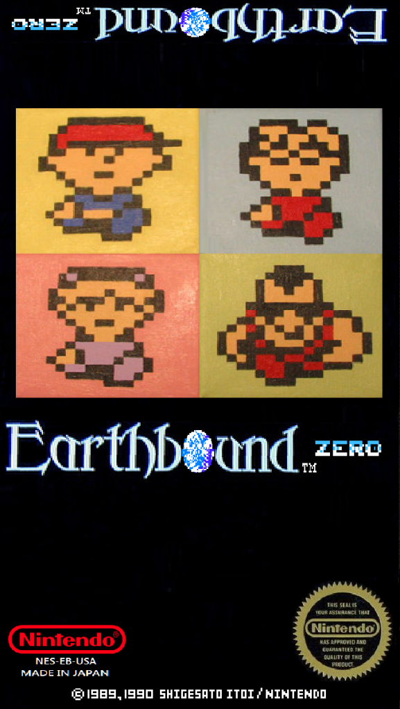 earthbound zero | Earthbound/Mother | Nintendo, Saga