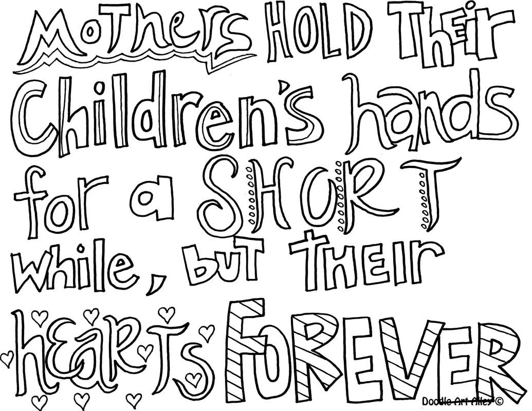 Family Quote Coloring Pages Quote Coloring Pages Inspirational