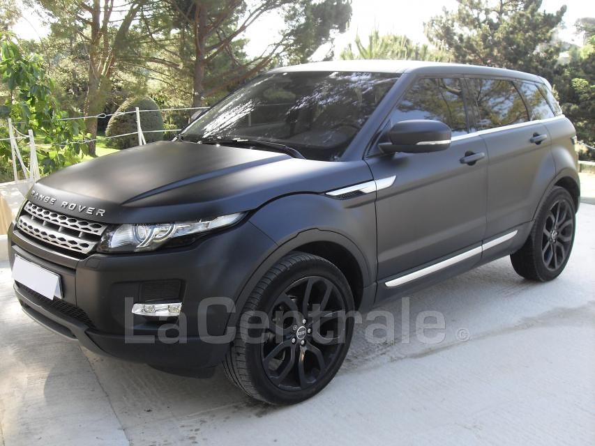 land rover range rover evoque sd4 prestige bva6 2011 diesel occasion vaucluse 84 cars. Black Bedroom Furniture Sets. Home Design Ideas