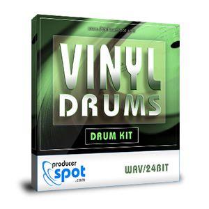 Free Vinyl Drum Kit One Shot Samples By Drum Kits Drums Kit