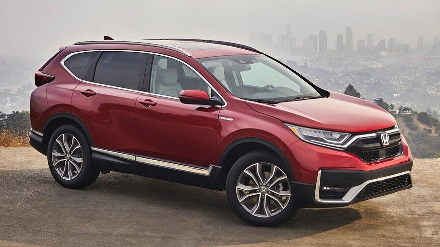 2020 Honda Crv Hybrid Review Performance Specs In 2020 Honda Crv Hybrid Honda Cr