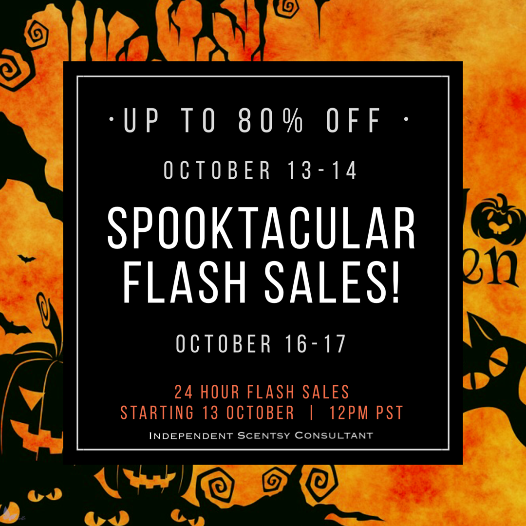 815bc860fdfd Scentsy Friday the 13th. October 2017. Freaky Friday. Monster Monday. Flash  Sale. October 13. Up to 80% off! www.scentsational99.scentsy.us