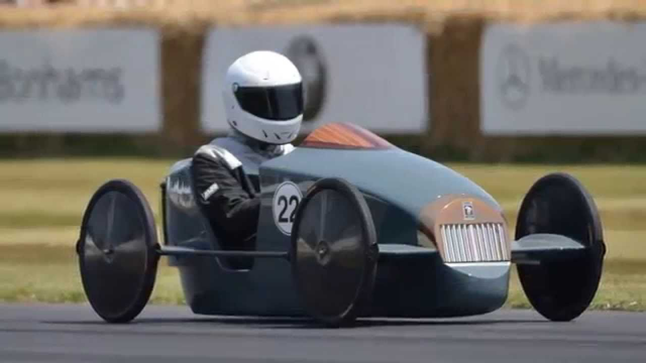 SLIDES 2013 Goodwood Festival of Speed Soapbox Racers - YouTube
