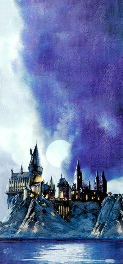 Hogwarts Wallpaper Cosas Hintergründe Phantastische