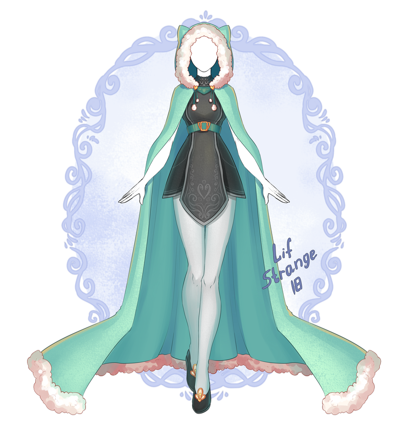 Photo of Adoptable – Outfit 86 SOLD by Asgard-Chronicles on DeviantArt