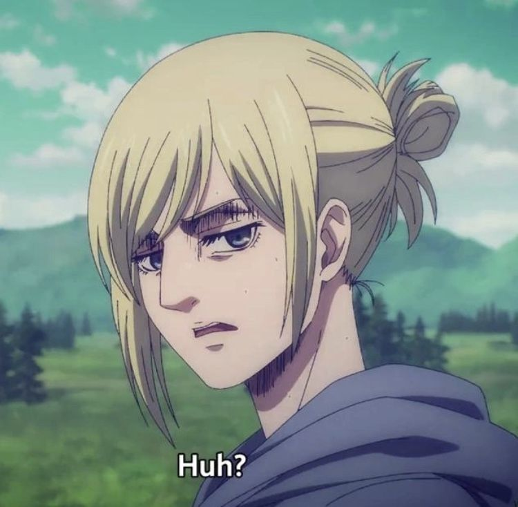 There are some amazing characters in the attack on titan anime series but also plenty who need to die asap. Annie season 4   Attack on titan fanart, Anime, Attack on ...