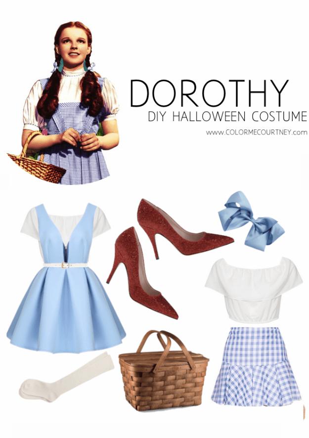Dorothy wizard of oz costume diy costume diy halloween costume diy dorothy wizard of oz costume diy costume diy halloween costume diy wizard of oz halloween wizard solutioingenieria Gallery