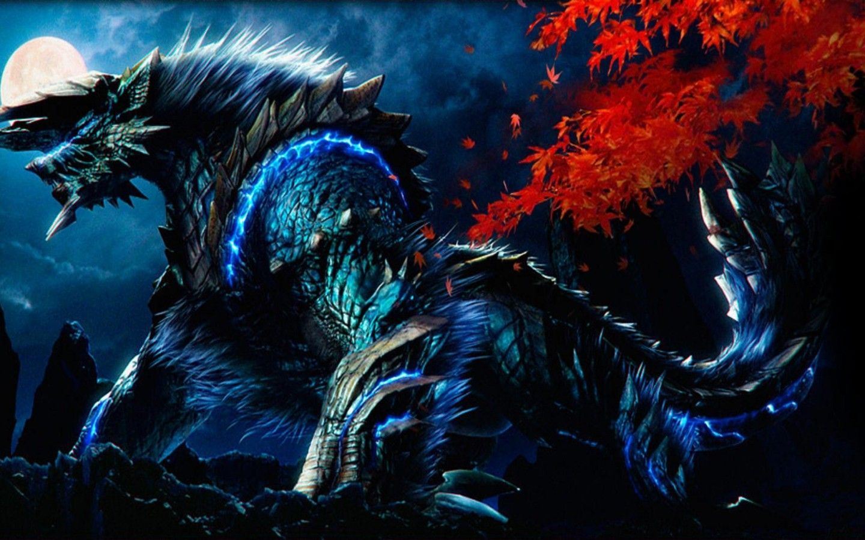 Simple Monster Wallpaper Full Hd In 2020 Monster Hunter Series Monster Hunter World Wallpaper Monster Hunter Art