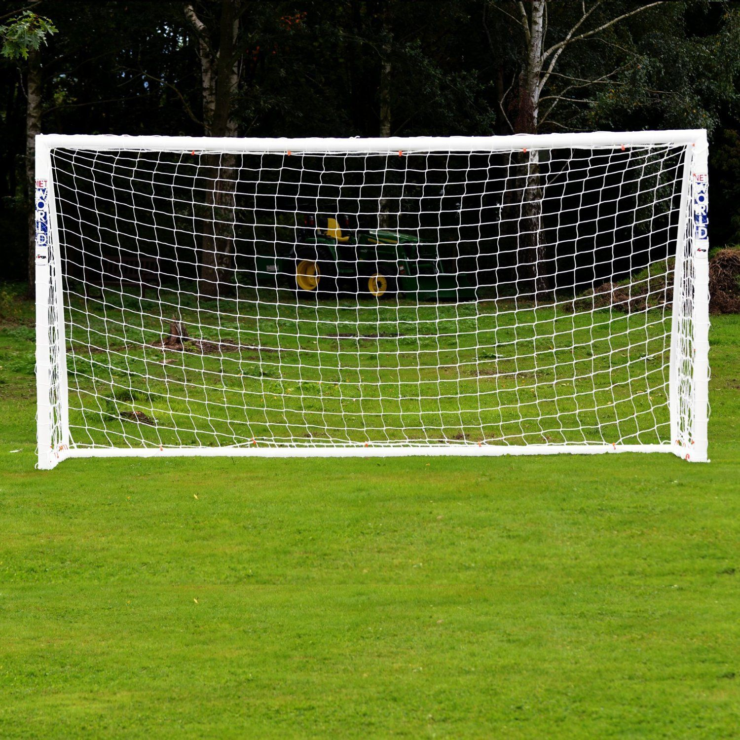 Forza Soccer Goal 12x6 The Ultimate Home Soccer Goal Leave Up In All Weathers Takes 1000s Of Shots Soccer Goal Soccer Goal Post Sports Goal