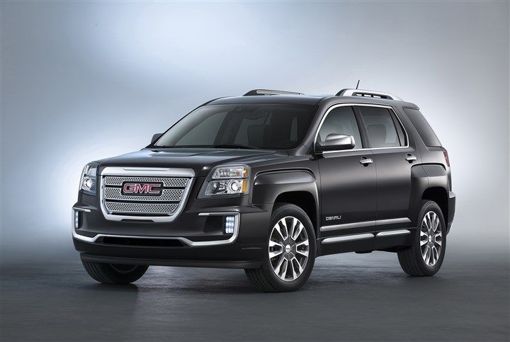 Pin By Lochmandy Auto Group On Gmc Models Gmc Terrain Small Suv