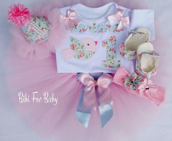 Kit Festa Passarinho floral Completo 002
