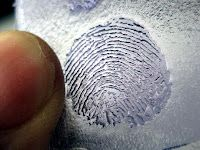 HOW TO Make Fingerprint Stamps For Metal Clay
