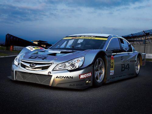 Subrau Legacy Gt300 Race Car Subaru Legacy Subaru Subaru Cars