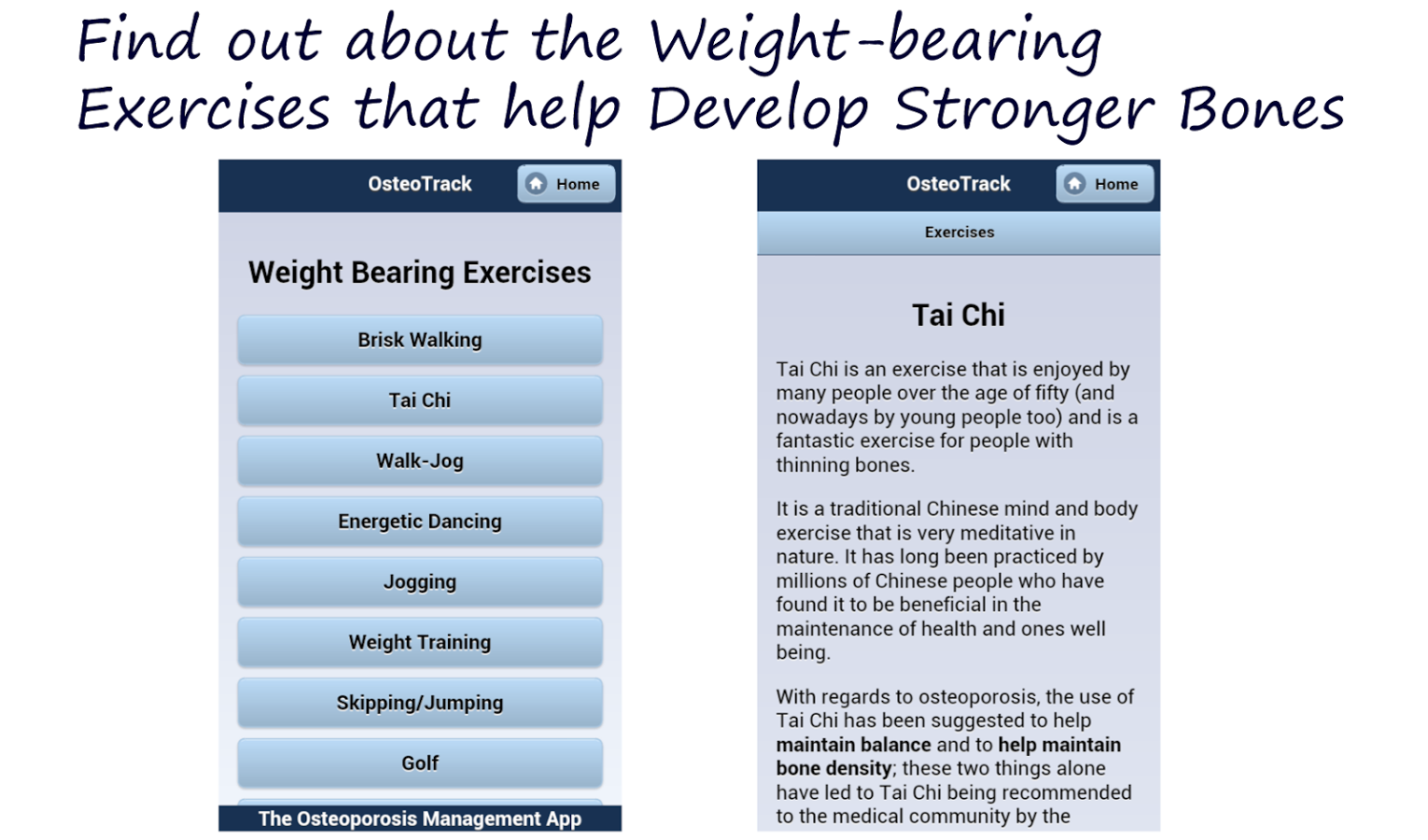15+ Weight bearing exercises for osteoporosis elderly ideas