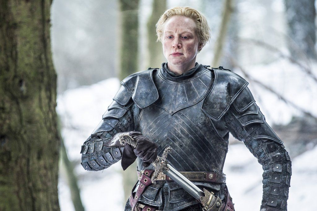 Brienne of Tarth | What Does Game of Thrones's Brienne Look Like in Real Life? | POPSUGAR Celebrity Photo 1