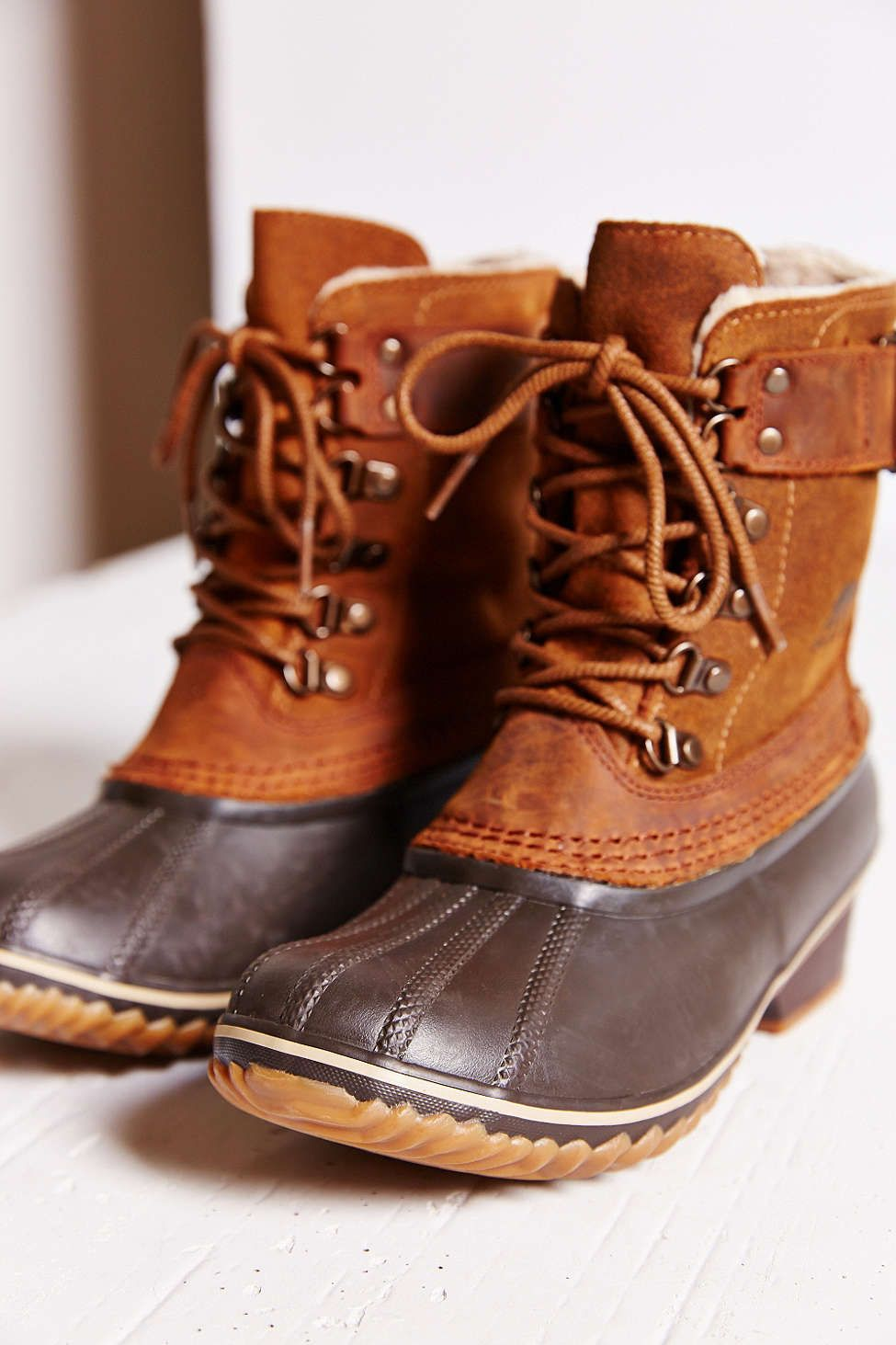 703e8ced9c90 Sorel Winter Fancy Lace-Up Boot - Urban Outfitters