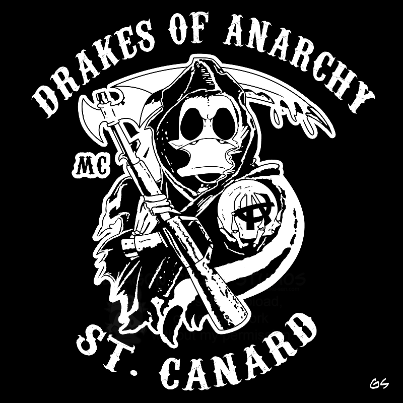Drakes Of Anarchy By Goku San On Deviantart Anarchy Drake Deviantart