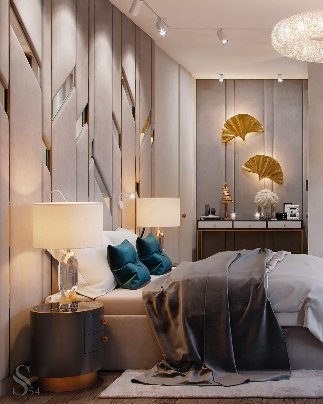 32 best modern bedroom design ideas for a dreamy master on dreamy luxurious master bedroom designs and decor ideas id=68929