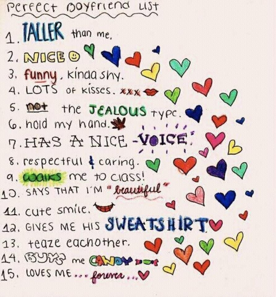 All But 5 Quotes For Your Boyfriend Perfect Boyfriend List Cute Love Quotes