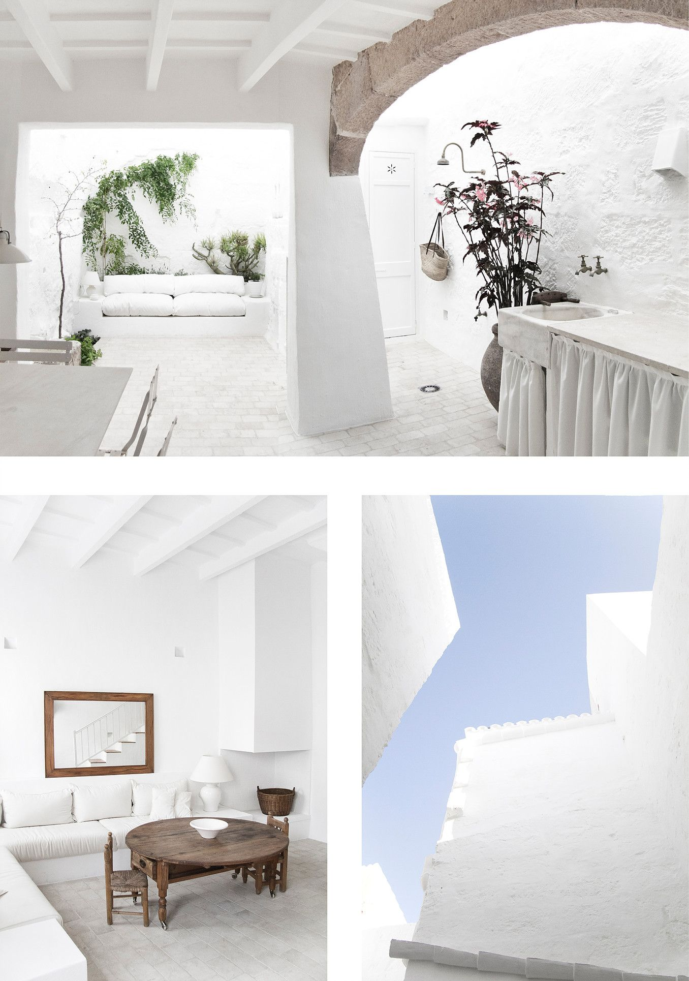 A Blissful Mediterranean Home - Klu Journal - Stay Inspired