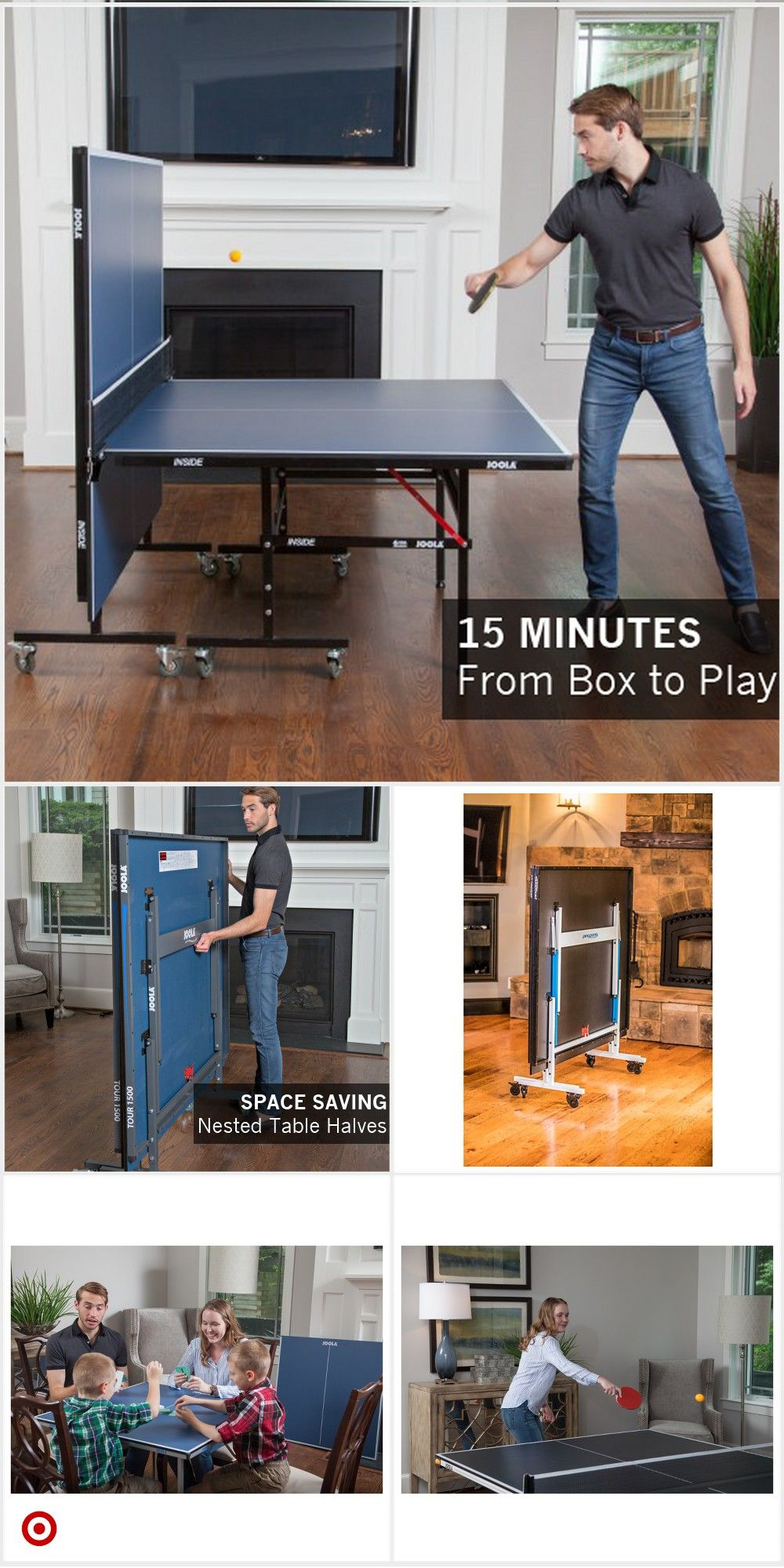 Table Tennis Room Design: Pin By Jennifer Fortin On Home Decor