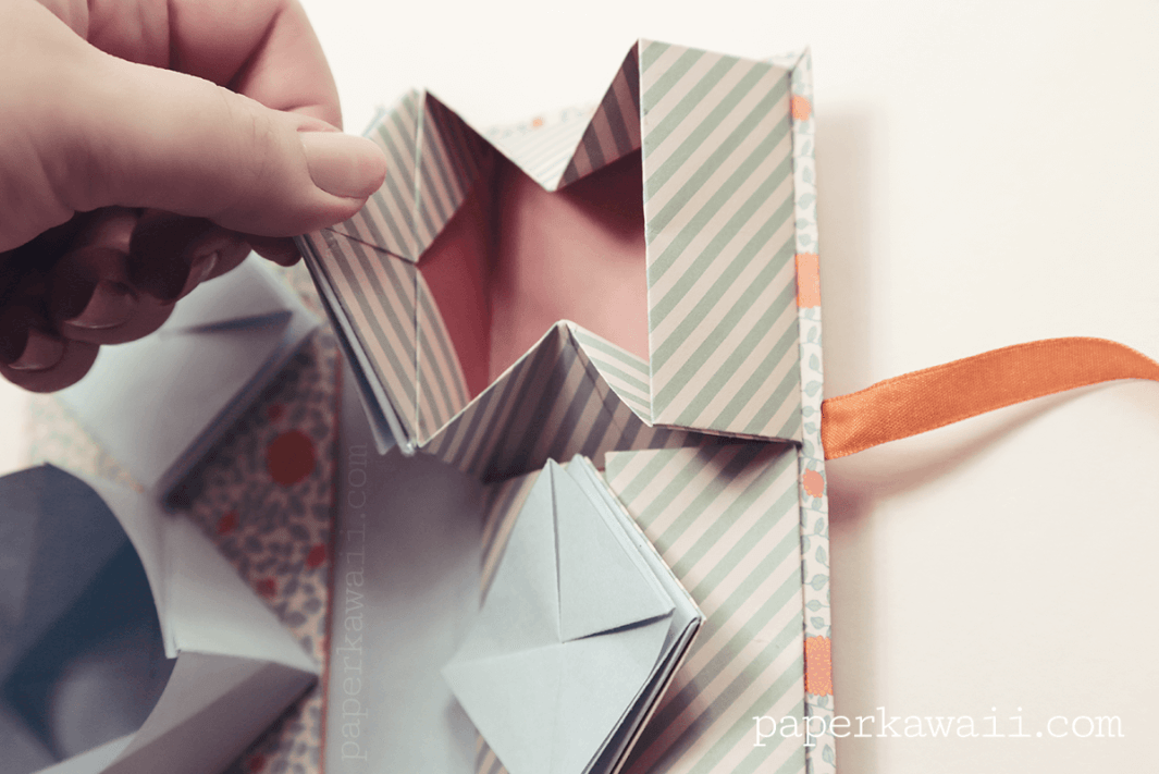 Origami Chinese Thread Book Video Tutorial Origami Organizing And