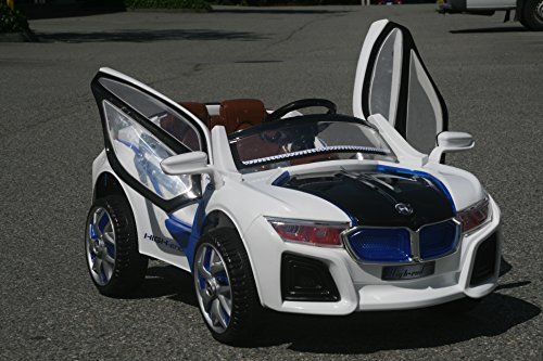 New 2015 Bmw I8 Vision Style Kids Ride On Car Power Wheels Battery