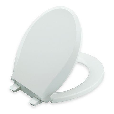 Kohler Cachet Quiet Close Quick Release Elongated Toilet Seat