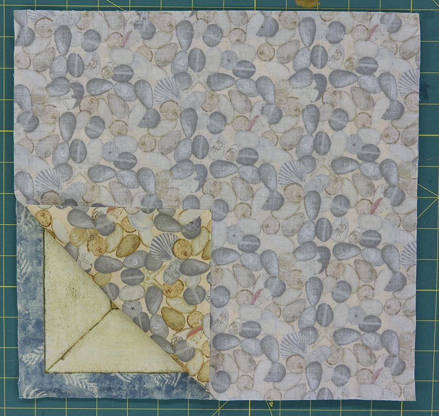 how to bind a quilt without binding