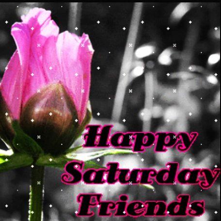 #Happy Saturday, friend!