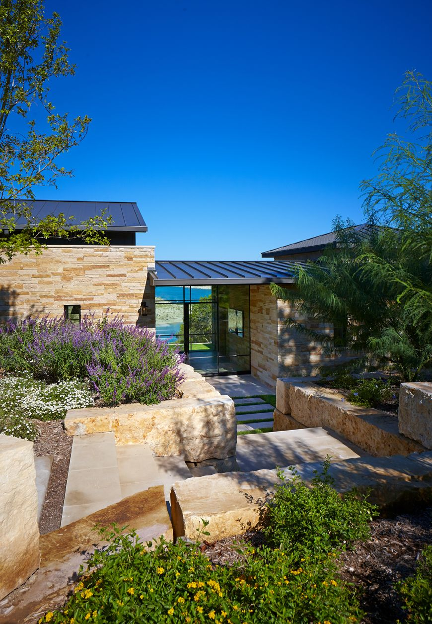 By Larue Architects: Mediterranean Architecture, Hill Country Homes, Architecture