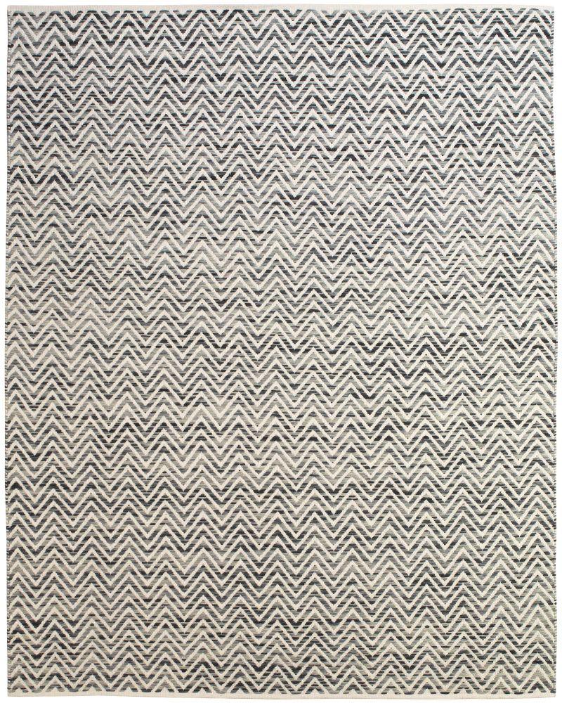 Rugstudio Presents Feizy Mojave 0555f Dark Blue Gray Flat Woven Area Rug
