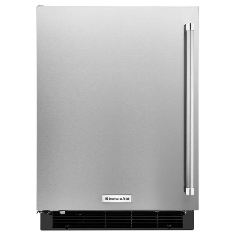 lowes kitchenaid built in refrigerator