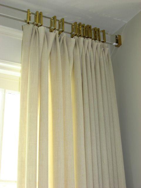 Rectangular Brass Finial As Wall Mount Home Dining Room